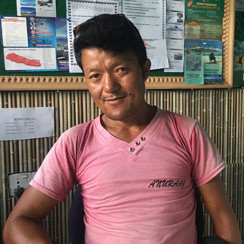 Phurpa Singgi Tamang (Sonam)