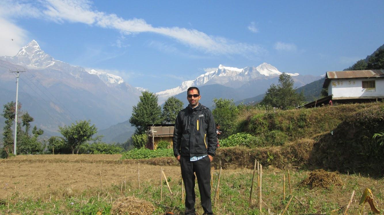 Dipendra Gautam